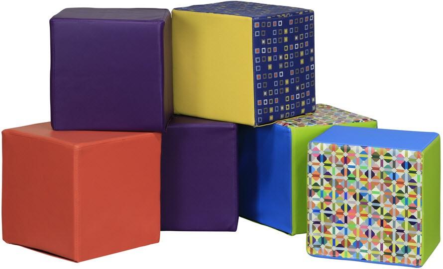Bounce | Cube | Ottoman