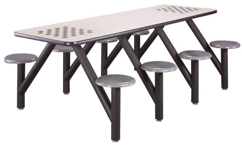 Cluster Table | 8 Seat