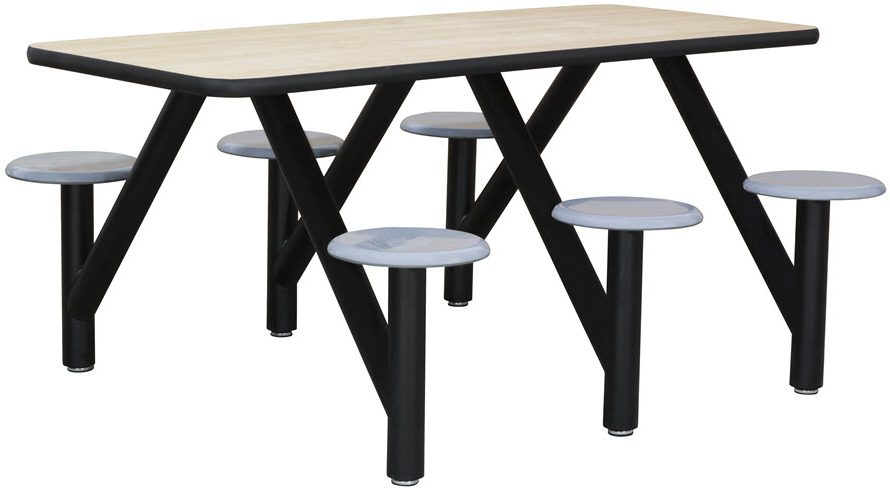 Cluster Tables | 6 Seat