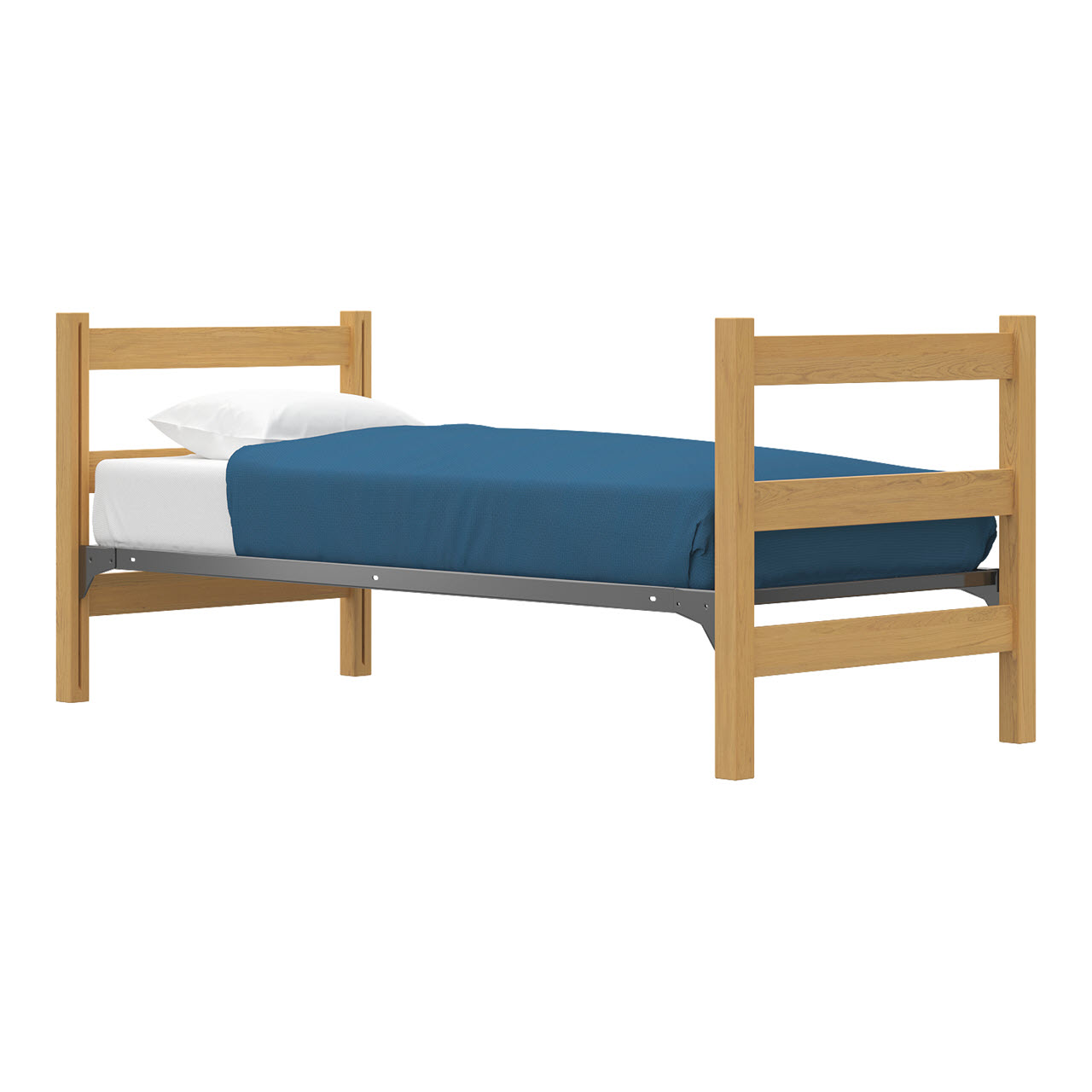 Bed | Low Loft | Hook Lock