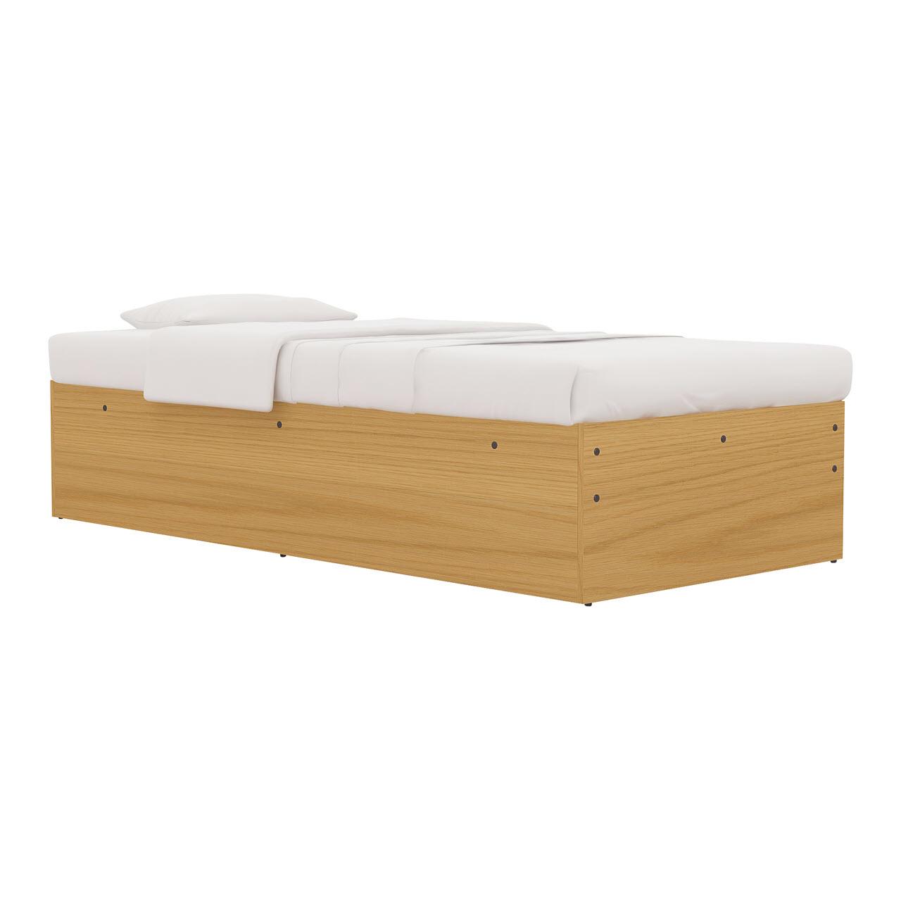 Platform Bed   Concealed Steel Frame