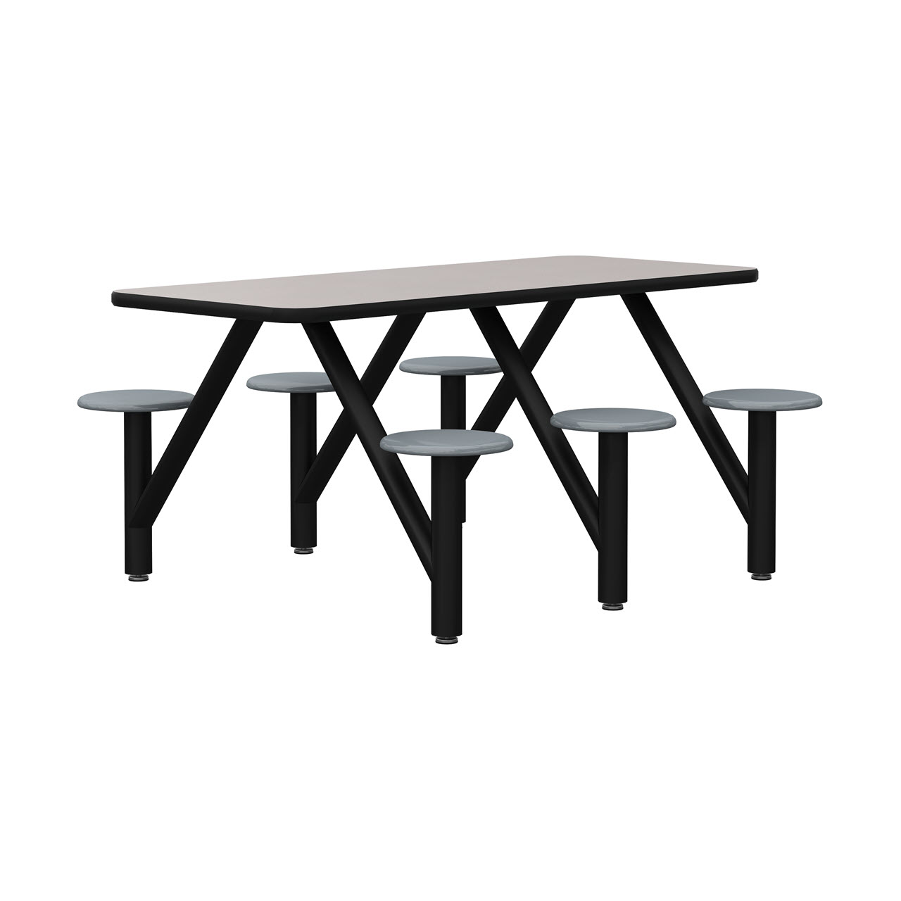 Cluster Table | 6 Seat